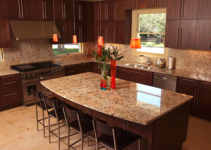 Solarius Granite Countertop