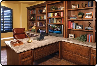 office countertops. Office · Home Office Countertops