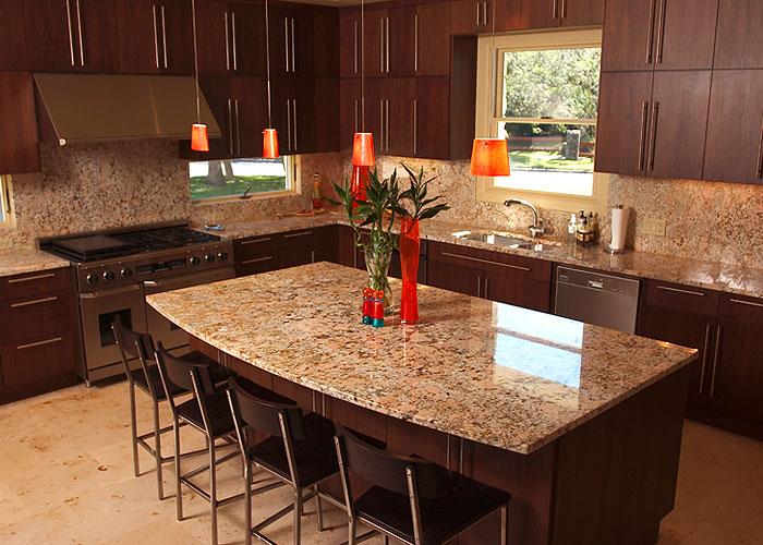 High Quality Solarius Granite Countertop