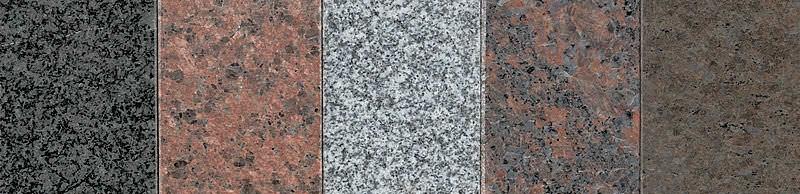 granite comparison